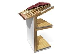 LignoAlp, Sistema del doppio tetto Struttura per copertura in legno