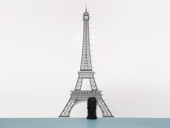 Adesivo da parete in vinileMEASURING SOUVENIR PARIS - DOMESTIC