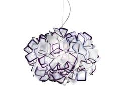 Lampada a sospensione in Opalflex® CLIZIA | Lampada a sospensione - Clizia