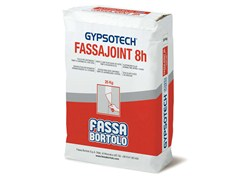 Stucco per cartongesso FASSAJOINT 8H - Gypsotech