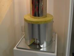 Kit passaggio materiali combustibili per solaio Kit materiali combustibili per solaio - Therminox