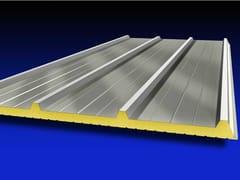 Isometal, ISOMETAL 4G Pannello metallico coibentato per copertura