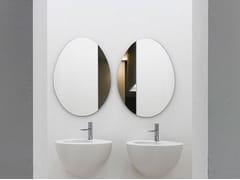 Ceramica Cielo, LE GIARE | Specchio  Specchio
