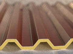 Isometal, ISOGREK h28 Pannello metallico coibentato per copertura