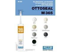 Adesivo e sigillante ibridoOTTOSEAL® M 365 - 8-CHEMIE