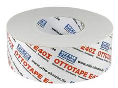 Nastro adesivo per guaine di barriera e freno al vaporeOTTOTAPE E-40-I - 8-CHEMIE