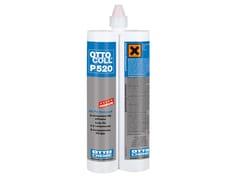 Adesivo poliuretanico bicomponente OTTOCOLL® P 520 - OTTOCOLL® Adesivi
