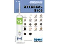Silicone aceticoOTTOSEAL® S 105 - 8-CHEMIE