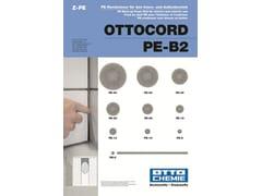 Guarnizione circolare PE a cellule chiuseOTTOCORD PE-B2 - 8-CHEMIE