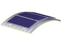 Supporto per impianto fotovoltaicoSISTEMA ITP - ITALPANNELLI