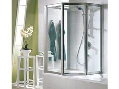 Parete per vasca in cristallo MULTI 3000 GLASS - Soluzioni per vasca
