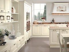 Cucina decapata in frassino con isolaVERONICA | Cucina con isola - CUCINE LUBE