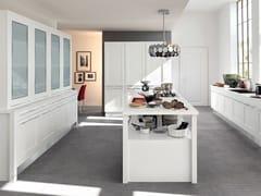 Cucina laccata con isola GALLERY | Cucina con isola - Gallery