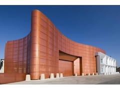 Rivestimento metallico esternoALUMETAL™ - ARCHITECTURAL PROMETAL