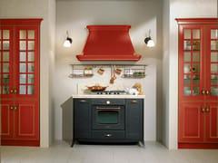 Cucina laccata in MDF con maniglie VELIA LACCATA | Cucina - Velia Laccata