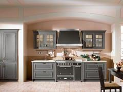 Cucina laccata in legno VELIA LACCATA   Cucina laccata - Velia Laccata
