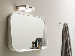 Rexa Design, FONTE | Specchio bagno  Specchio bagno