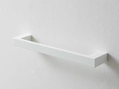 Porta asciugamani a barra in Corian®UNICO | Porta asciugamani in Corian® - REXA DESIGN