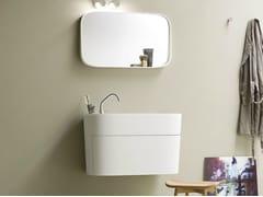 Mobile lavabo in Corian® con cassetti FONTE | Mobile lavabo - Fonte