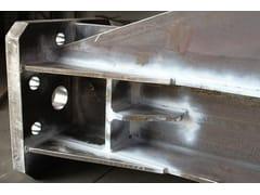 Sistema costruttivo in carpenteria metallicaSistema costruttivo in carpenteria metallica - CMM