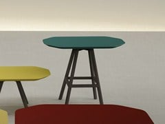 Tavolo in MDF X TABLE | Tavolo in MDF - X Table
