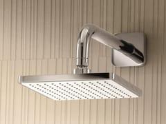 Soffione doccia a muro con sistema anticalcare Soffione doccia con sistema anticalcare -