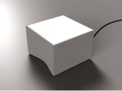 Segnapasso a LED a pavimento in DurCoral® per esterniVALO - BUZZI & BUZZI