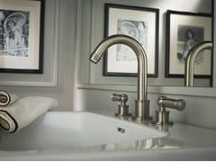 Rubinetto per lavabo a 3 fori da pianoLIBERTY | Rubinetto per lavabo a 3 fori - BOSSINI