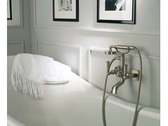 Miscelatore per vasca a 2 fori a muroLIBERTY | Miscelatore per vasca a muro - BOSSINI