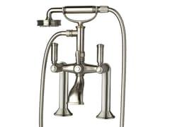 Miscelatore per vasca in ottone con doccetta LIBERTY | Miscelatore per vasca - Liberty