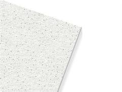 Pannello per controsoffitti in lana di roccia e perlite THERMATEX FEINSTRATOS MICROFORATO - AMF