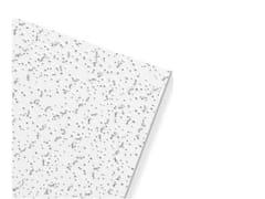 Pannello per controsoffitti in lana di roccia e perlite THERMATEX FRESKO - AMF