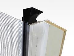 Controtelaio per nodo finestra C1 SUPER CON GUIDA AVVOLGIBILE -