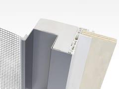 Controtelaio per nodo finestra C1 SUPER CON GUIDA ZANZ HOT -