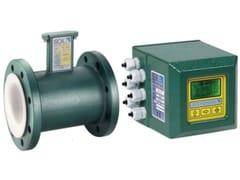 Misuratori di portata per acque reflueMisuratori di portata per acque reflue - POZZOLI DEPURAZIONE