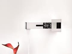 Miscelatore per lavabo a muro monocomando TETRIS | Miscelatore per lavabo a muro - Tetris