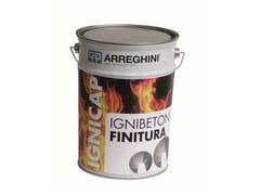 CAP ARREGHINI, IGNIBETON FINITURA Smalto di finitura ignifugo