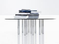 Tavolino basso in cristalloMILLE COFFEE - BONALDO