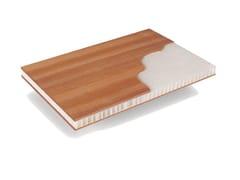 Pannello composito con inserto alveolare in polipropilene Larimar® P80 - Pannelli compositi