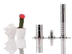 Set vasca a 3 fori con doccetta DIAMETROTRENTACINQUE | Set vasca a 3 fori - Diametrotrentacinque