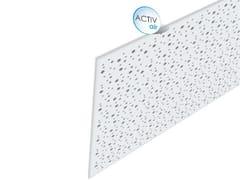 Pannelli per controsoffitto acustico in cartongesso Rigitone™ Activ'Air® 8-15-20 - Rigitone™ Activ'Air®