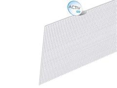 Pannelli per controsoffitto acustico in cartongesso Rigitone™ Activ'Air® 8/18 Q - Rigitone™ Activ'Air®