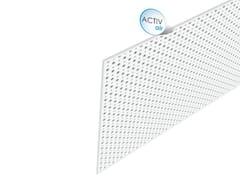Pannelli per controsoffitto acustico in cartongesso Rigitone™ Activ'Air® 12-20/66 - Rigitone™ Activ'Air®