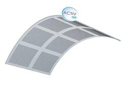 Pannelli per controsoffitto GYPTONE® BIG CURVE QUATTRO 41 - Gyptone® Big Curve