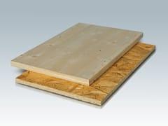 DAMIANI-HOLZ, Pannelli in legno Pannelli multistrato per l'edilizia