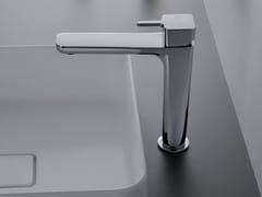 Miscelatore per lavabo da piano monocomando monoforo KING | Miscelatore per lavabo - King