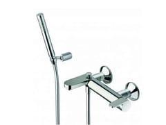 Miscelatore per vasca a muro con doccetta ROUND   Miscelatore per vasca con doccetta - Round