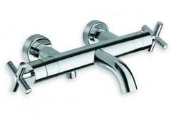 Rubinetto per vasca a muro termostatico EXCLUSIVE | Rubinetto per vasca termostatico - Exclusive