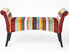 Panca laccata imbottita designMOTLEY VERY BRITISH | Panca design - KARE-DESIGN