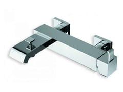 Miscelatore per vasca a muro monocomando QUADRI | Miscelatore per vasca - Quadri